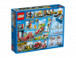 Preview: LEGO City 60110 Fire Station box rearsite