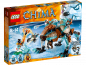 Mobile Preview: LEGO Legends of Chima 70143 Sir Fangars Säbelzahn-Roboter Box