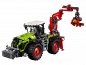 Preview: LEGO Technic 42054 CLAAS XERION 5000 TRAC VC aufgebaut