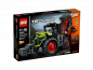 Preview: LEGO Technic 42054 CLAAS XERION 5000 TRAC VC Schachtelvorderseite