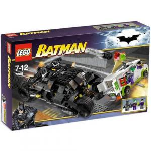 LEGO Batman 7888 The Tumbler: Joker´s Ice Cream Surprise box