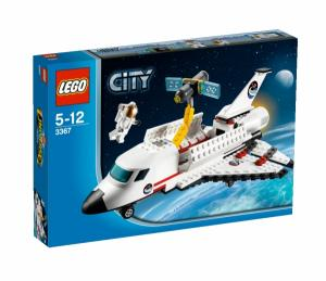 LEGO® City 3367 Space Shuttle