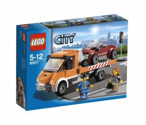 LEGO® City 60017 Flatbed Truck