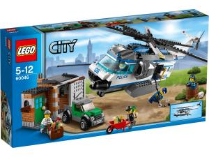 LEGO® City 60046 Helicopter Surveillance