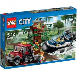 LEGO® City 60071 Hovercraft Arrest