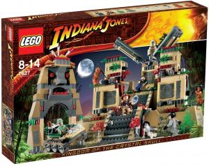 LEGO® Indiana Jones 7627 Temple of the Crystal Skull