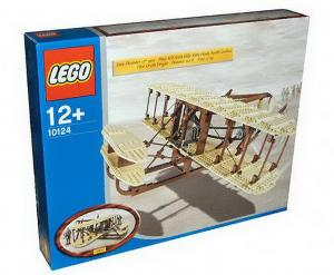 LEGO® Sculptures 10124 Wright Flyer