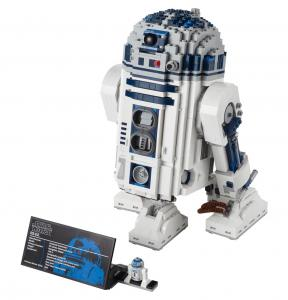 LEGO Star Wars 10225 R2-D2 builded