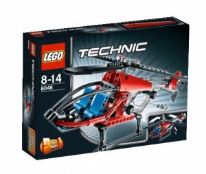 LEGO® Technic 8046 Helicopter