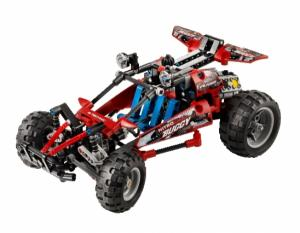 LEGO Technic 8048 Buggy builded