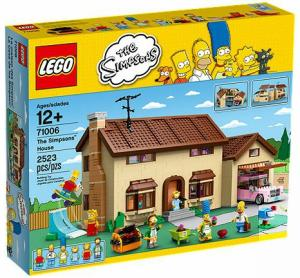 LEGO® The Simpsons™ 71006 The Simpsons Haus