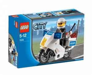 LEGO® City 7235 Polizeimotorrad