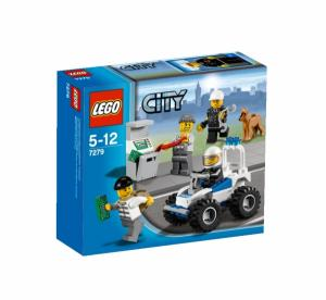 LEGO® City 7279 Police Minifigure Collection