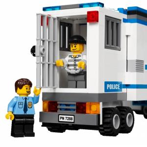 LEGO® City 7288 Mobile Police Unit
