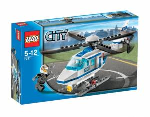 LEGO® City 7741 Police Helicopter