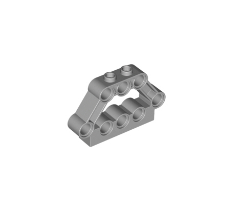 Lego Technic Motorblock Halter 1x5x3 Grau 32333 LEGO Bausteine & Bauzubehör