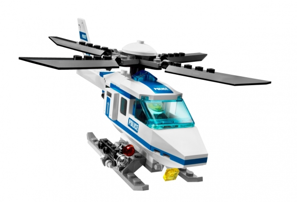 lego city 7741 polizei hubschrauber. Black Bedroom Furniture Sets. Home Design Ideas