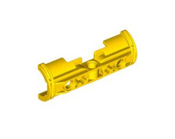 LEGO® Technic Pneumatic Connector BRIGHT YELLOW (BR. YELLOW) - (4267463/53178)