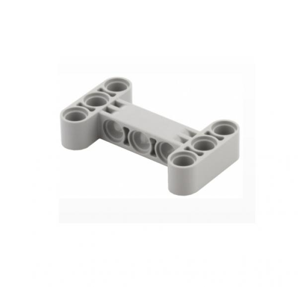 8 Lego Technic Liftarme 3x5 H-Verbinder rot NEU 14720