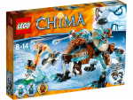 LEGO Legends of Chima 70143 Sir Fangars Säbelzahn-Roboter Box