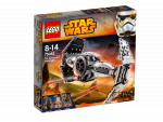 LEGO Star Wars 75082 TIE Advanced Prototype Box von vorne